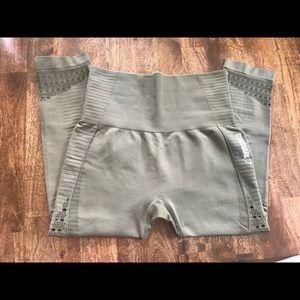 Gymshark seamless legging- Capri length